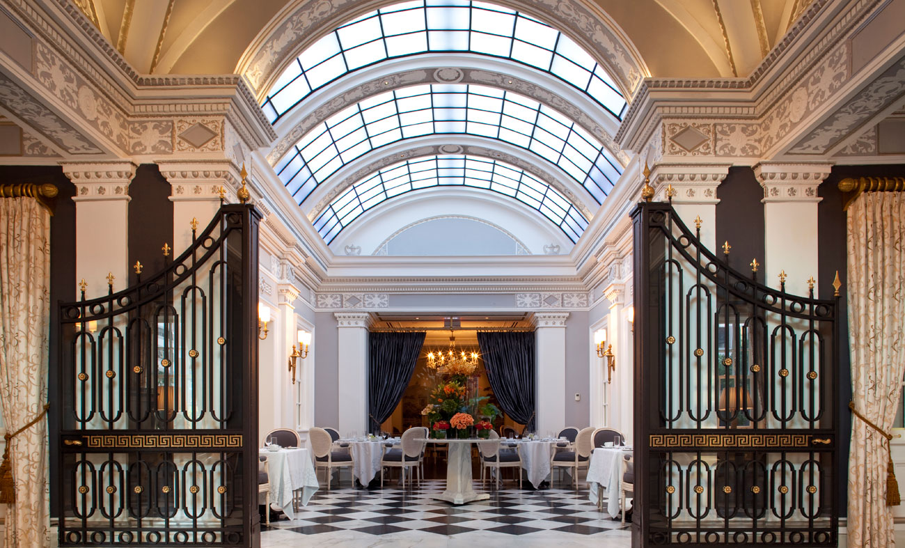 The Jefferson Hotel Forrest Perkins Defining Luxury