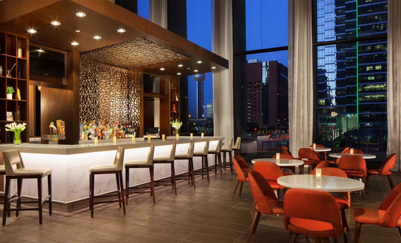 The Westin Dallas Downtown Forrest Perkins Defining Luxury